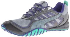 PUMA Womens Fells Trail Running ShoeTradewindsSteel GrayBlack8 B US -- Want to know more, click on the image.