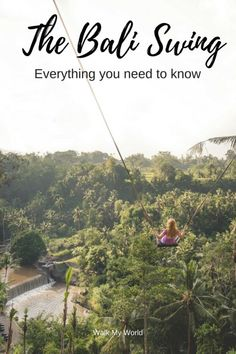 The Bali Swing has become a social media phenomenon. Here's everything you need to know about the original plus Bali swing alternatives.