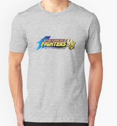 kebuenowilly:  King of fighters 98 t-shirt