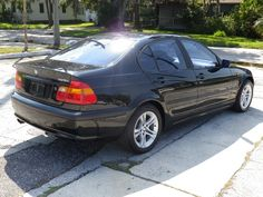2002 BMW 325i....red n white taillights would completely change the look.....