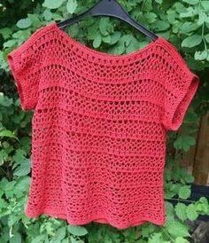 Crochet Jumper, Black Crochet Dress, Crochet Cardigan Pattern, Crochet Blouse, Crochet Patterns, Unique Crochet, Easy Crochet, Free Crochet, Wiggly Crochet