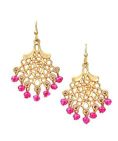 Lolita Jewelry- Mini Filigree Chandelier Earring only 20.00 on Shoplately.com