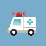 stock-illustration-6379899-cute-ambulance-with-siren | Flickr - Photo Sharing!