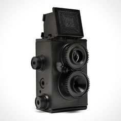 an assemble yourself Twin Lens Reflex Camera Kit. it is not new but it is still as affordable at $29.99. in fact, i have one myself but lack of the courage to get it fixed up. i wish i am brave enough.
