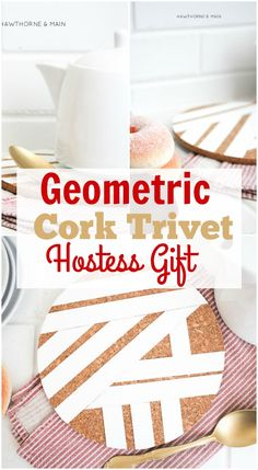 This is such a great idea for a hostess gift. I love to give a gift to the hostess but sometimes don't know what to get. This will be so easy to make! love it!