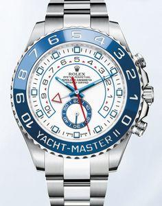 Nuevo reloj Rolex Yacht-Master II: Baselworld 2013