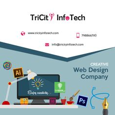 www.Tricityinfotech.com - Web #designing company based in #Chandigarh (India). We provide the best #web design layouts as per the requirements of clients. We have qualified #professional #Website Designer to accept any Design challenge . For more information get in touch with our #experts at 91- 7988667110 Or visit www.tricityinfotech.com