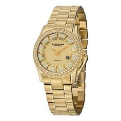 Women  Watches - Stuhrling Original Womens 91002 Symphony Calliope GoldTone Watch *** You can find out more details at the link of the image. (This is an Amazon affiliate link)