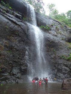 Madap Waterfalls