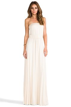 Rachel Pally Clea Dress in Cream