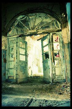 Beelitz (war hospital) by Martino ~ NL, via Flickr