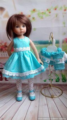 Костюм для куклы Дианы Эффнер / Одежда для кукол / Шопик. Продать купить куклу / Бэйбики. Куклы фото. Одежда для кукол