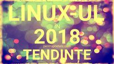 Anul 2018 se anunță a fi destul de interesant pentru platforma Linux. Ușor dar sigur, în acest an vor continua o serie de transformări începute anterior și vor debuta altele.