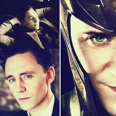Dame.....his eyes