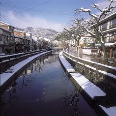 [Sight]/[Accomodation] Kinosaki onsen (Hyogo) in winter - prime crab season is from November to March
