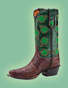 Larry Mahan Women's Cowboy Boots Hair on Cowhide Size 9 | eBay ...