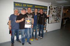 Blamasch im Radio Fips in Göppingen Interview, Wall Of Fame, Rock Bands, Blues, Best Music, Concert