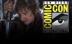 The Hobbit Comic Con 2012