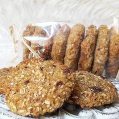 Kokosowe ciastka jaglane z 3 składników – Tetiisheri