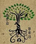 """Yggdrasil - In Norse mythology, Yggdrasil is an immense tree that is central in Norse cosmology; the world tree, and around the tree existed nine worlds. It is generally considered to mean """"Ygg's (Odin's) horse"""". Yggdrasil is an immense ash tree that is central and considered very holy."""