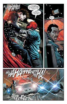 Comic Book Artists, Comic Books, Three Jokers, Collor, Comic Panels, Red Hood, Detective Comics, Bat Family, Comic Art