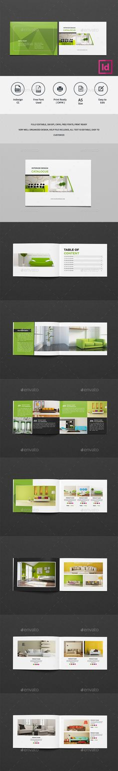 98 best Product Catalog Template & Design images on Pinterest
