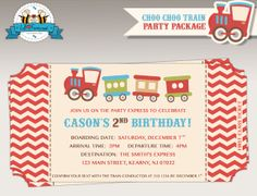 68 best choo choo train birthday party images on pinterest choo choo choo train birthday party invitation by lilfacesprintables 1495 filmwisefo