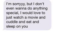 Deep Textings