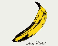 Banana~Andy Warhol