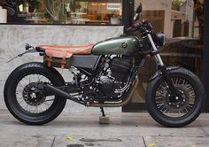 Motobag Bendita Macchina x @cutterman.co