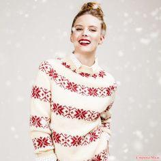 Простой, но элегантный свитер