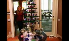 Kiki Nakita Lifestyle Design: Today Show Host Kathie Lee Gifford's Home Part 2 Today Show Hosts, Spanish Revival Home, Kathie Lee Gifford, Hgtv Shows, Liquor Cabinet, Christmas Tree, Holiday Decor, Spaces, Lifestyle
