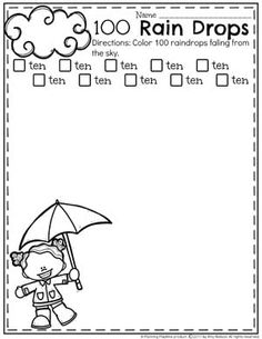 Looking for fun Counting to 100 Activities? Check out these fantastic hands on math centers and worksheets for extra practice. Number Worksheets Kindergarten, Homeschool Kindergarten, School Worksheets, Worksheets For Kids, Counting To 100, Counting Activities, 100 Days Of School, School Fun, Teacher Games