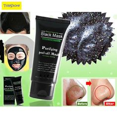 2017 Blackhead remove facial masks deep cleansing purifying peel off nud facail  #Doesnotapply