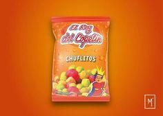 #rediseño #packaging #snacks