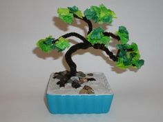 Asia - Japanese Bonsai Tree - Hands On Crafts for Kids