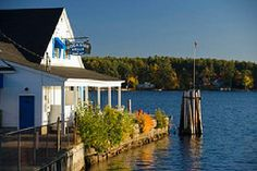 Wolfeboro, NH, home of America's oldest resort and really cool arts scene.