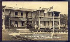 RS # 62 Type 5 - PONCE - Hospital 'San Lucas'. - Unused c. 1930's.   Flickr - Photo Sharing!