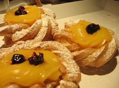 Zeppole di San Giuseppe  the cake for Dad day
