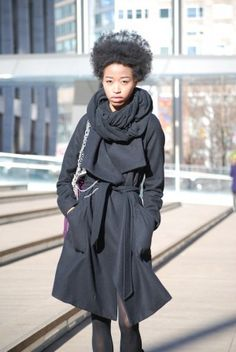 Street Style: Model Jasmine Can't Live Without Fashion