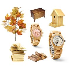 Wood mania #watch #fashion #brown #wood #sculpture #stilllife #lifestyle #fashionblog #inspiration