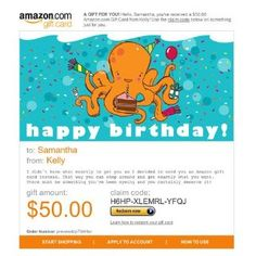 12 Best Amazon GIFT Cards Images