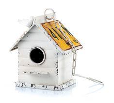 Domek dla ptaków Aluro Bird, Outdoor Decor, House, Home Decor, Decoration Home, Home, Room Decor, Birds, Haus