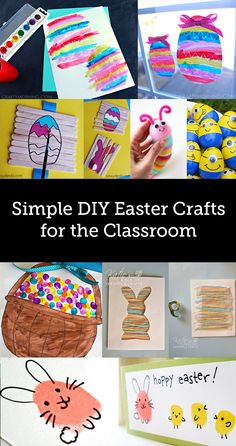 9 Egg-cellent Easter Crafts for the Classroom