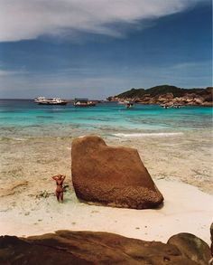 Diverse topography makes for varied sea life in the Similan Islands