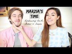 MARZIA'S TIME | Episode 5: Relationship Q&A + Games - YouTube