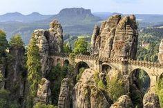 20 natuurwonderen in Duitsland