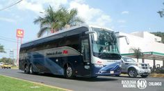 Volvo 9700 grand l ómnibus de México plus