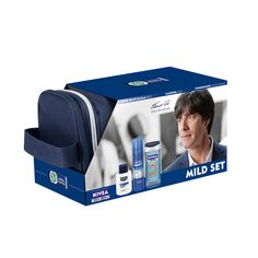 NIVEA FOR MEN TRAVELSET MILD