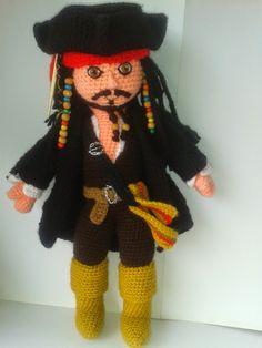 personaje piratas del caribe